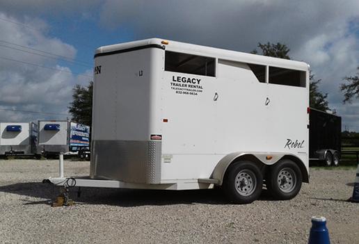 Livestock Trailers 7x13